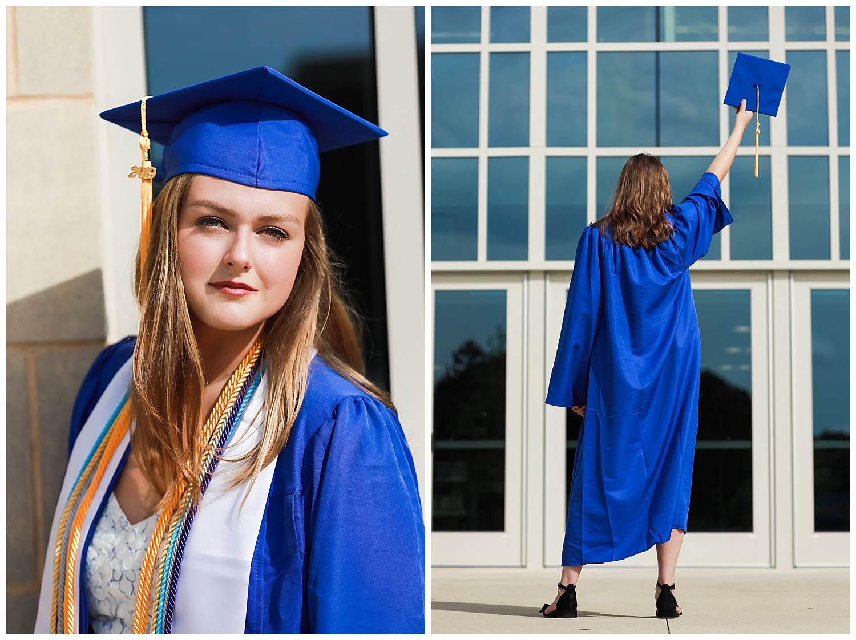 senior photos auburn high school graduation