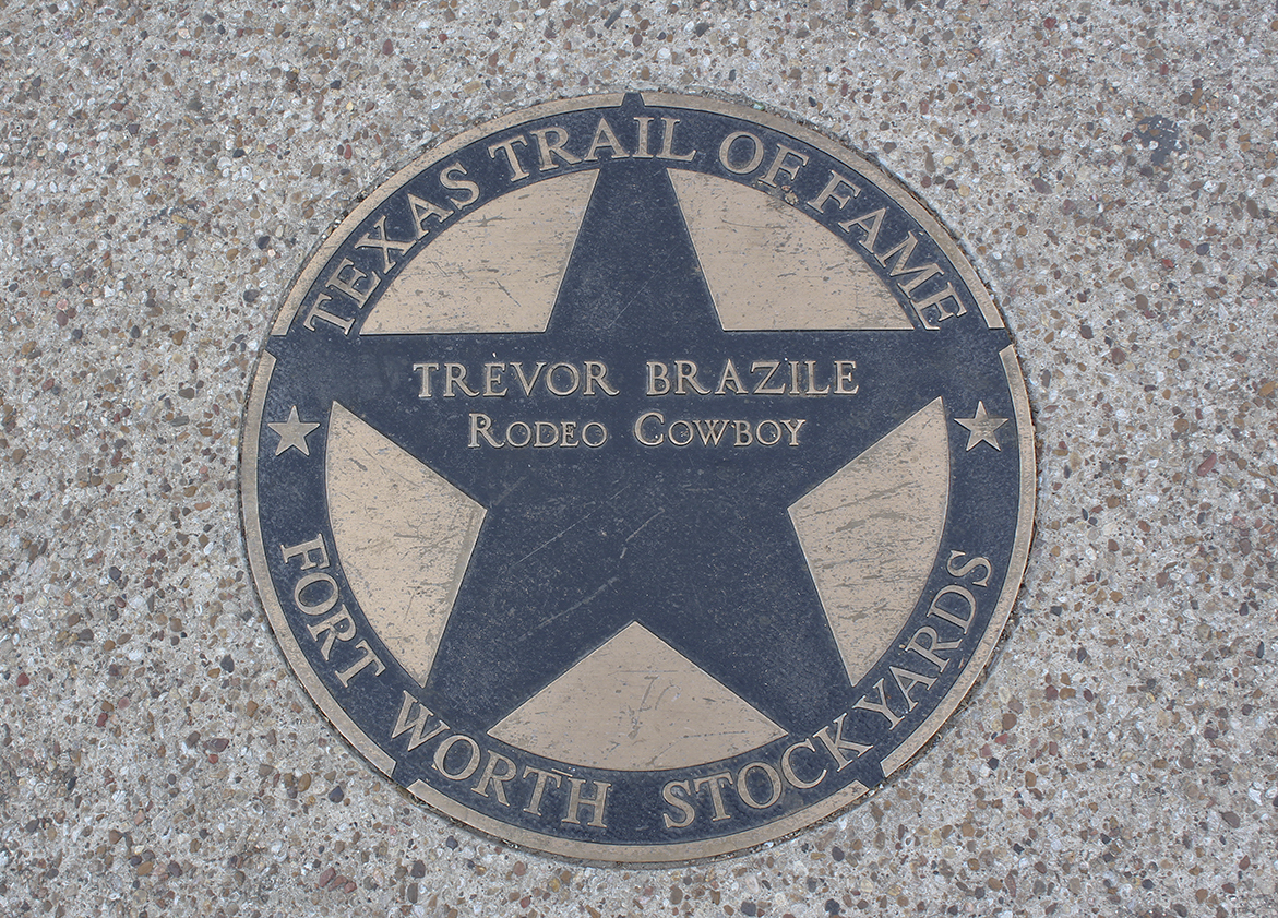 The Texas Trail of fame -