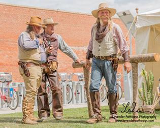 Legends of Texas -