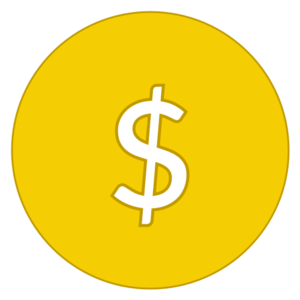 The dreaded demonetization icon.
