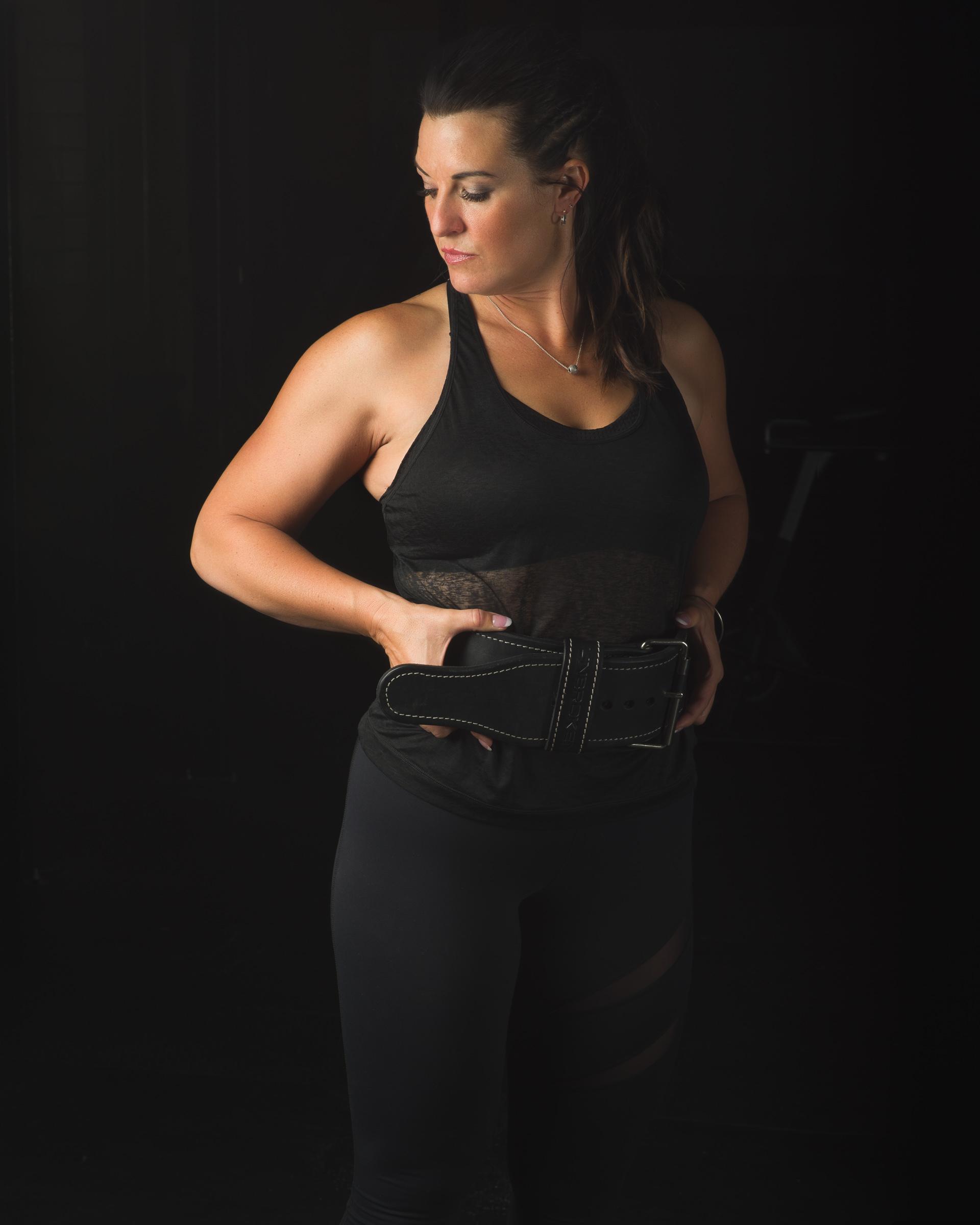 Studio Fitness Portrait Photography by Kyle Green. Aylmer, London, St. Thomas, Tillsonburg.