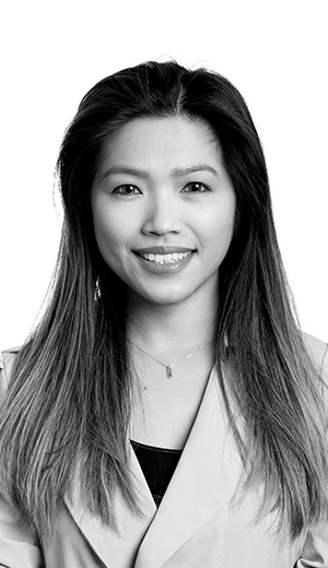 Rebecca | Co-Founder, Partner & Controller