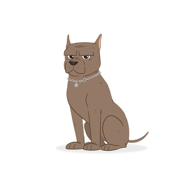 Hey movie studios, when it's time to make John Wick 4, give us a call. We got some ideas.  #iwilldrawyourdog #pitbull #johnwick #wickdog #pitbullsofinstagram #pits #dogs #dogs_of_instagram #dogdrawing #doggos #art #illustration