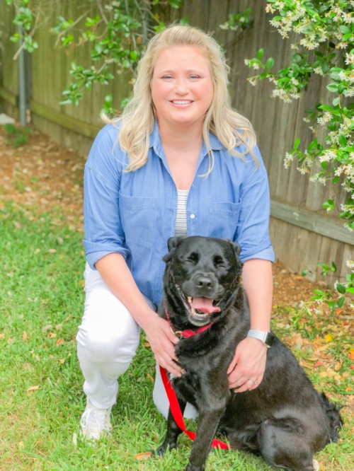 Katie Gingrich, Founder and CEO of Pets Crave Love™