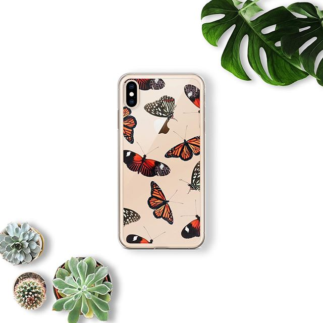 Check out our Clear Butterfly Case! Available for iPhones and Samsung Galaxy Models. 🦋✨🌈 #butterfly #butterflies #butterflycase #clearcase #iphonecase #galaxycase #samsungcases #phonecases #mothernature #magic #witchywoman #gardening #witchywomanapparel #accessories #butterflylove #iphonecases #samsunggalaxy #iphone #case #nature #cutephonecase #butterflylover #savethebutterflies #butterflylove #etsy #etsyshop #etsyseller #etsysellersofinstagram #etsyfinds