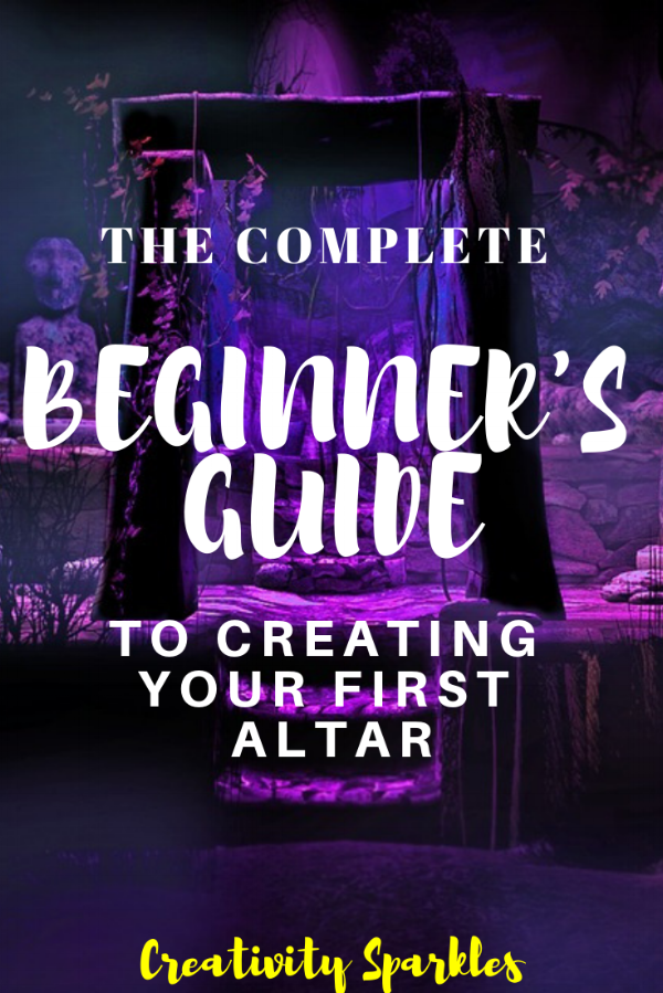 Beginner's guide to building an altar