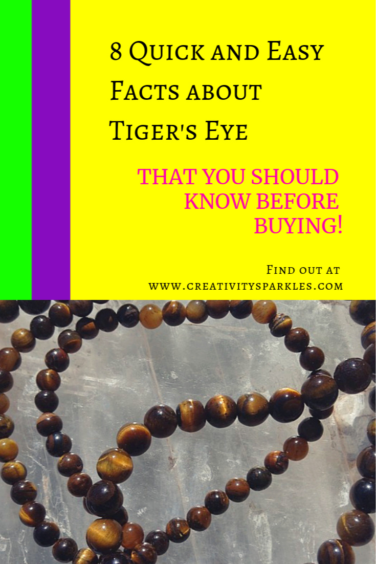 tiger's eye facts