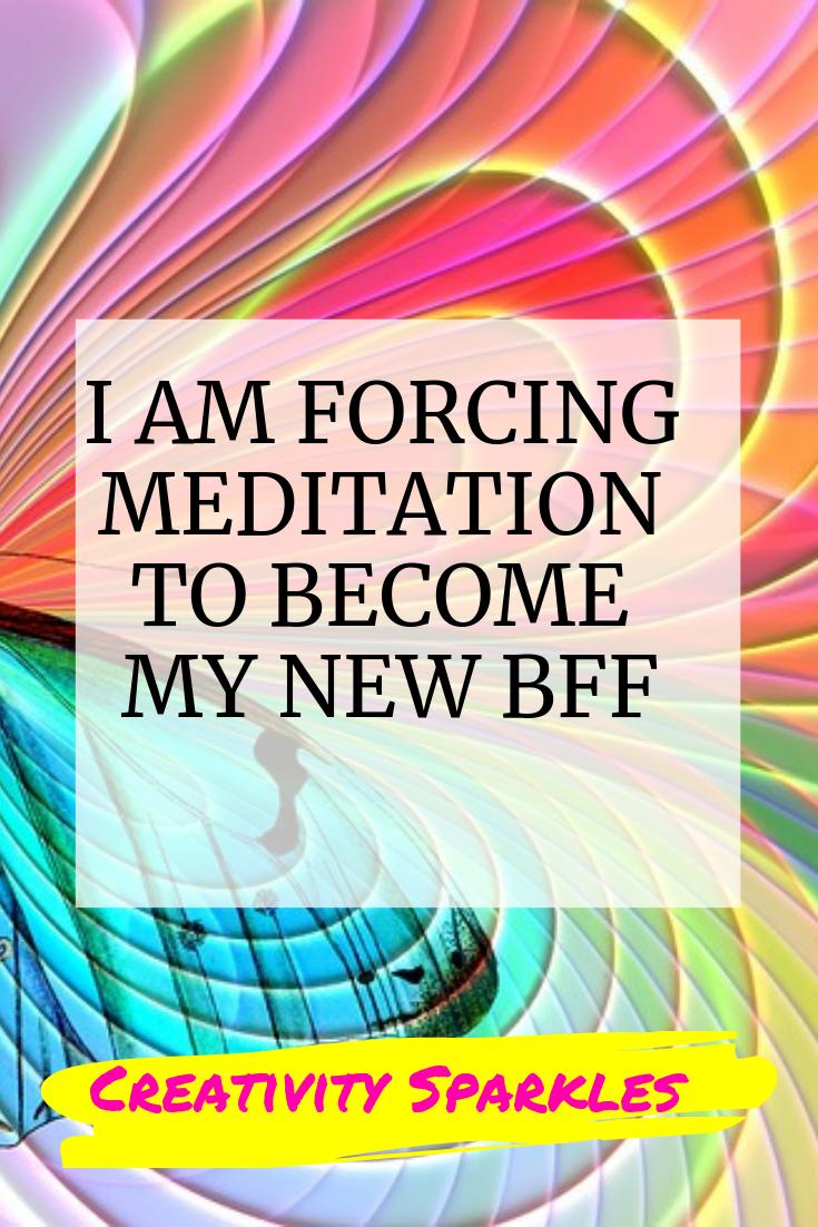Real talk girl talk: Starting my meditations again