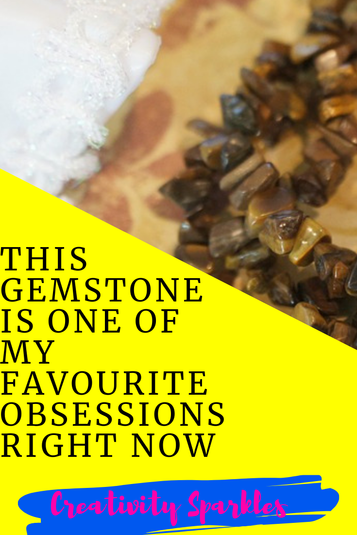 Tiger's eye as an obsession