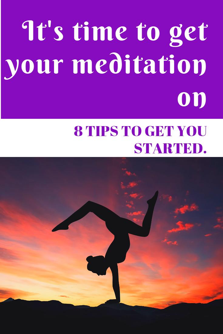Meditate like a pro
