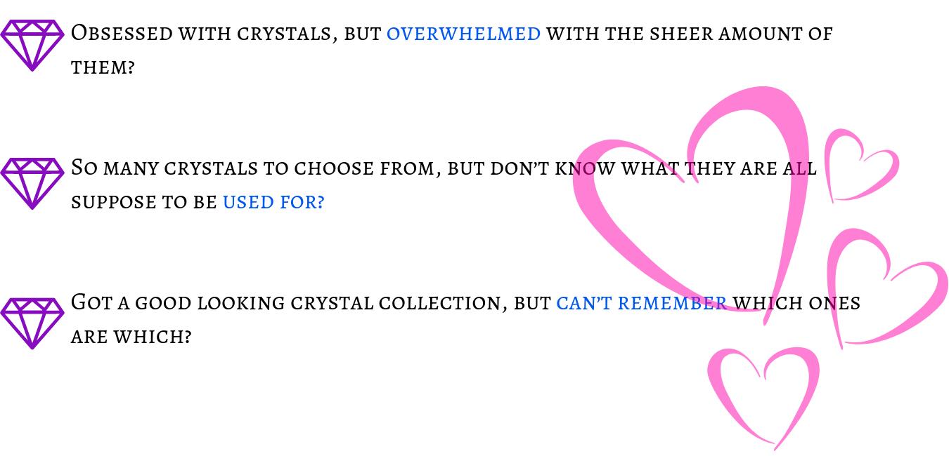 Crystal connection club