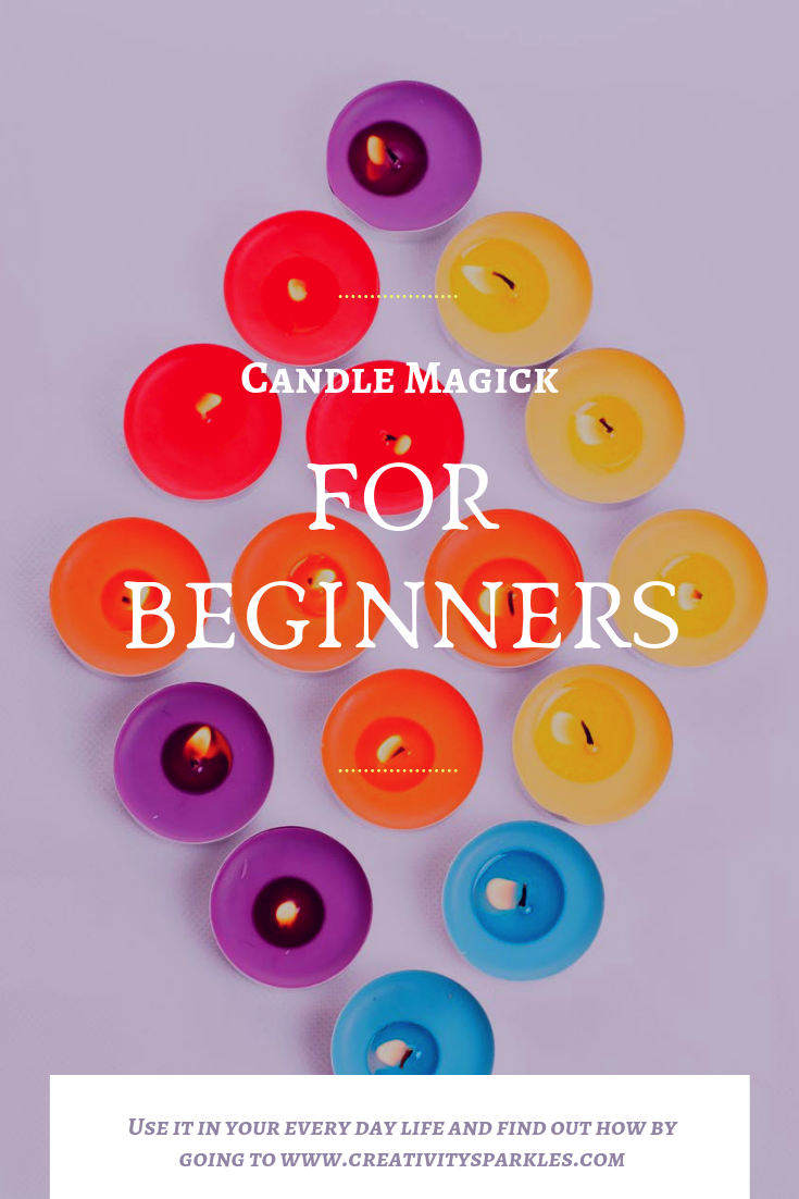 How to Use Candle Magick