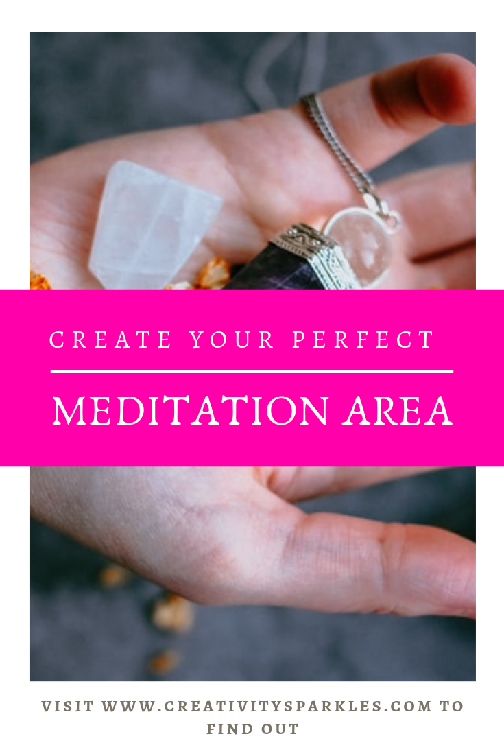How to create a meditation area