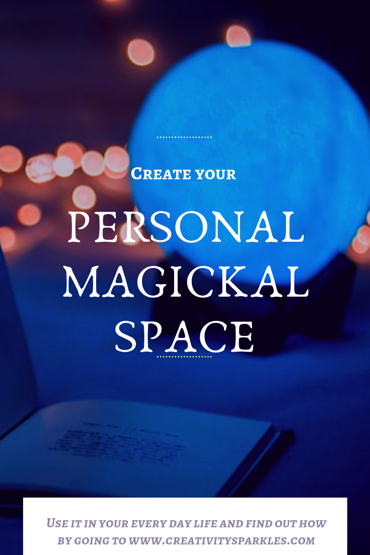 Create your sacred space