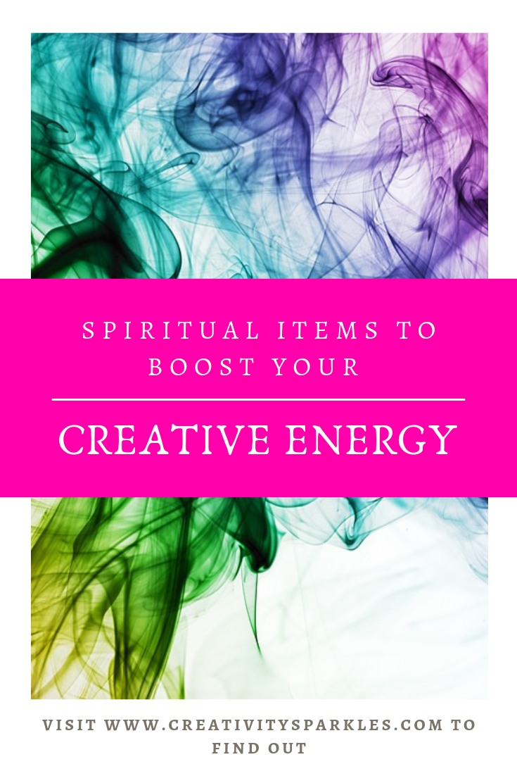 Spiritual items for creativity