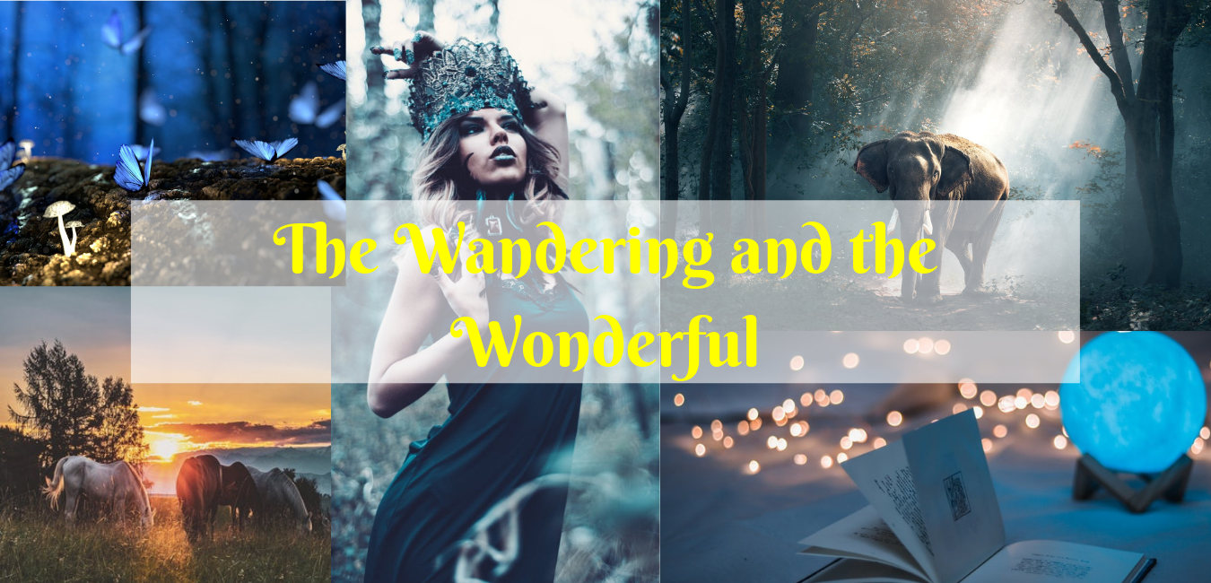 The Wandering and the Wonderful