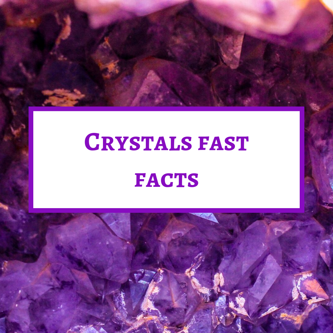 Oh yeah, there is just so many facts about different crystals. So keep these facts close by.