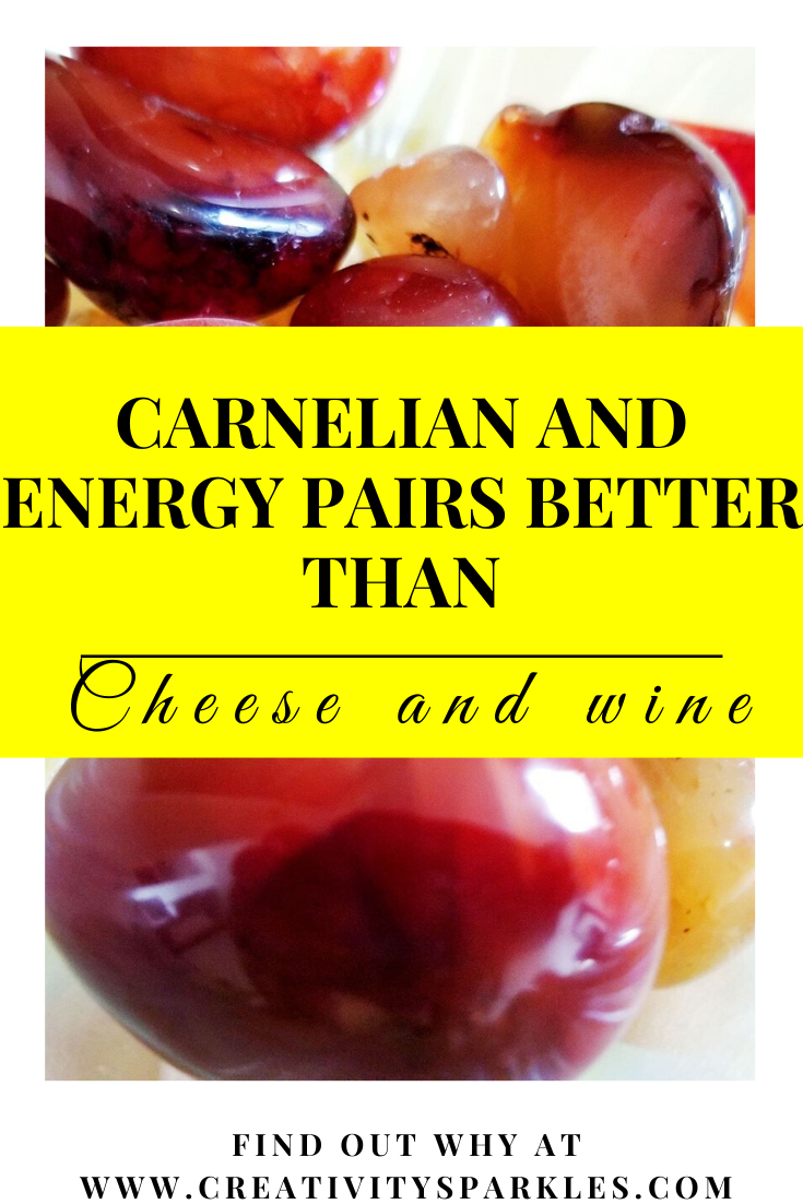 Get to know your carnelian