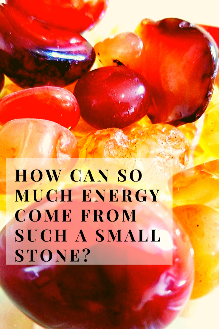 carnelian stones are the energy boost we all need