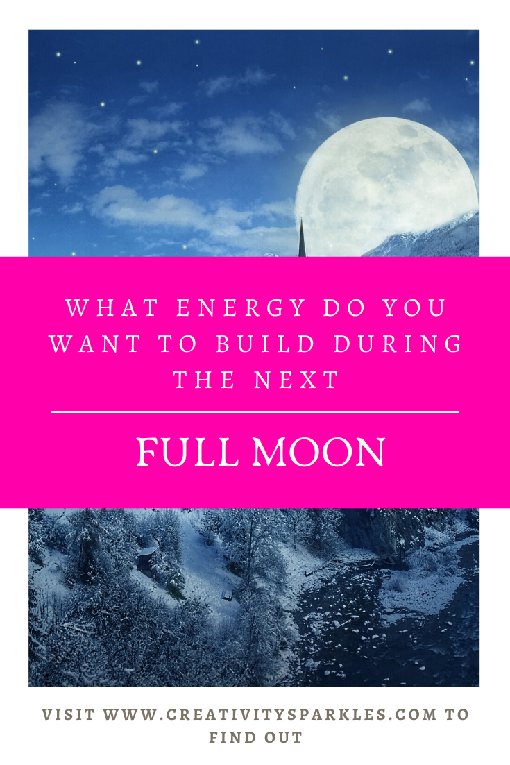 activities to do on the full moon