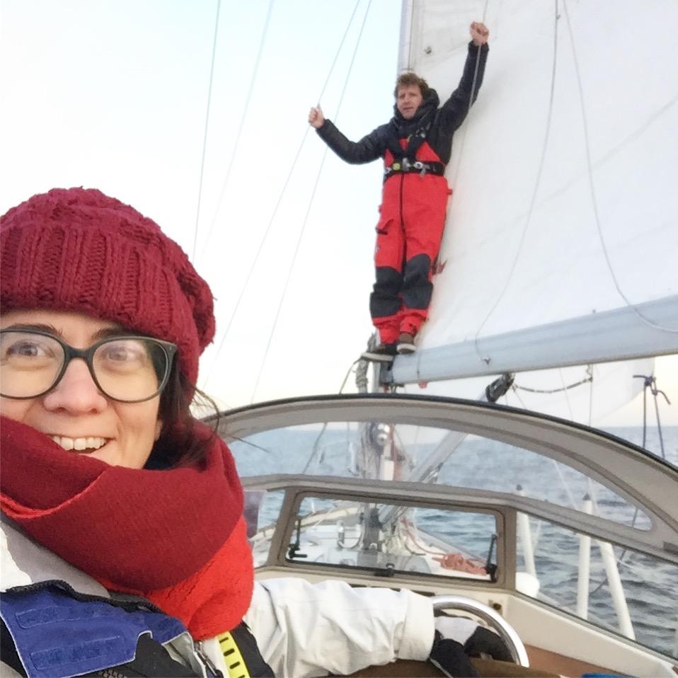 Navegando a fin de Noviembre