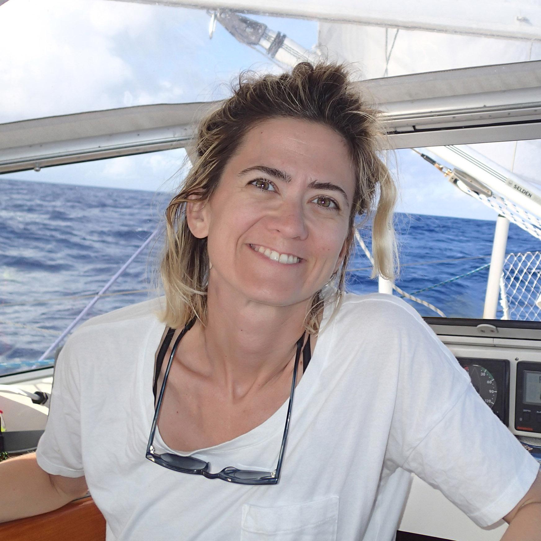 Agustina Besada, ahora Exploradora de National Geographic