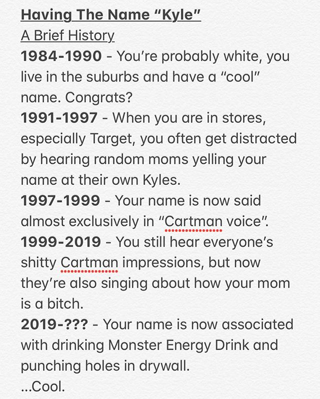 Let's all sing about how YOUR mom is a bitch for 20 years and see if YOU don't want to punch your fist through a wall or need an energy drink or 3 to get through the day...