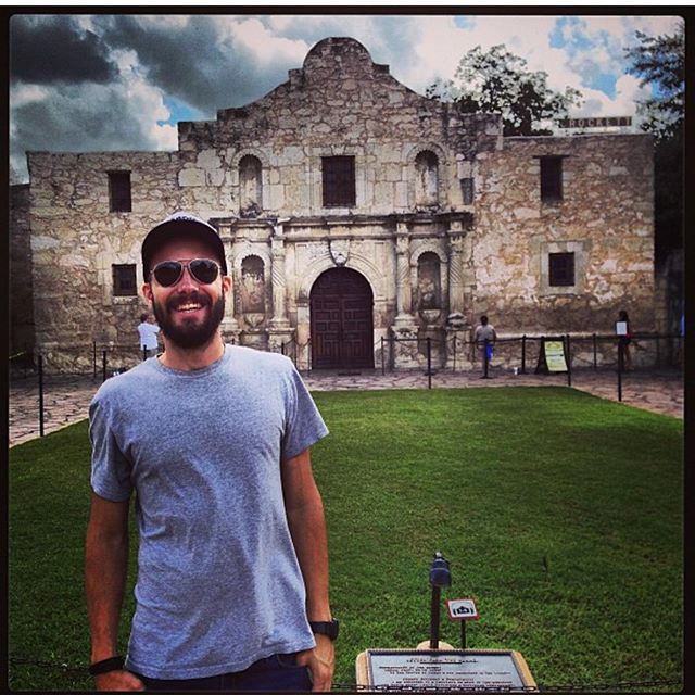 SAN ANTONIO! See me VISITING The Alamo, see me IN The Alamo (2004), see me AT @thelolcomedyclub this weekend with @texastrevino !
