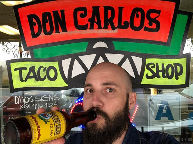 Filling my belly with the good stuff & low-key appropriating a culture before my show @comedystorelajolla with @texastrevino @eataburrito has the best burritos in San Diego which puts it in the running for best in the world if you're gonna believe this gringo.