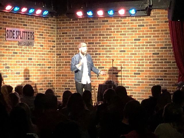 Looking absolutely radiant, thank you @sidesplitterscomedy in Tampa, I'll be in Orlando tonight w/ @texastrevino