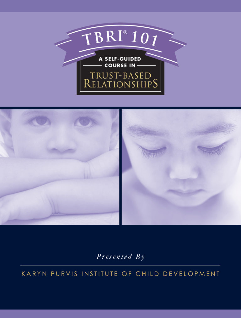 TBRI® 101: A Self-Guided Course in Trust-Based Relationships  is a series of self-paced, whiteboard-style video lessons. This course offers an informal, yet thorough approach to Trust-Based Relational Intervention®   Not Required to Become a Foster Parent