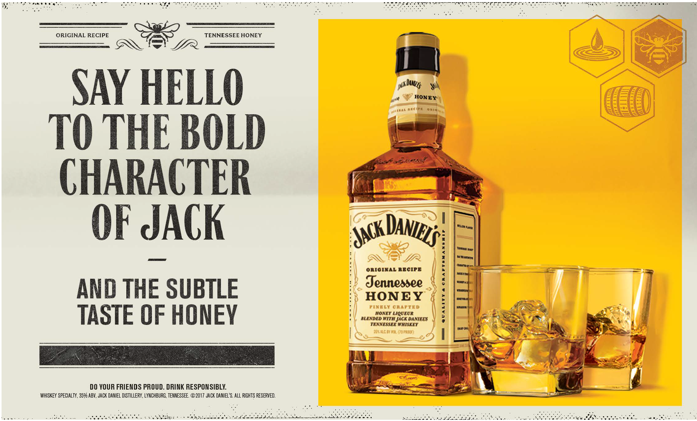 Jack Daniel S Teddy Brown