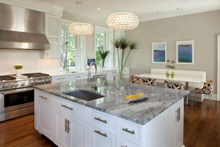 Custom Granite Countertop