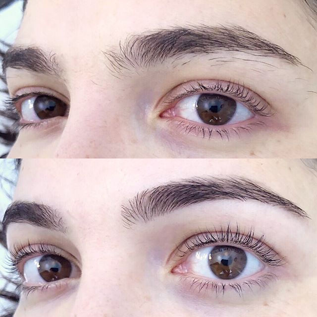 Brow Wax & Tint and Lash Lift combo is perfect for those no-time-for-anything-but-coffee mornings ☕️ . . . . .  #sapienaesthetics #elleebana #lashliftandtint #lashesfordays #bigeyes #lashlift #ellebanalashlift #nomascaraneeded #lashes #curledlashes #brighteyes #seattlespa #seattleesthetician #browwax #browtint #browsonpoint #browslayer
