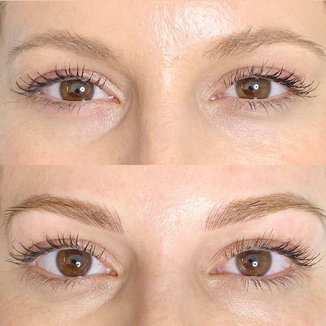 Small change. Big difference. . Service: Microblading Artist: Stephanie . Book your next appointment at sapienaesthetics.com Link in bio . #sapienaesthetics #seattlemicroblading #microbladingseatle #seattlespa #jennboydinkapproved #seattleesthetician #seattlespa #pnwgirl