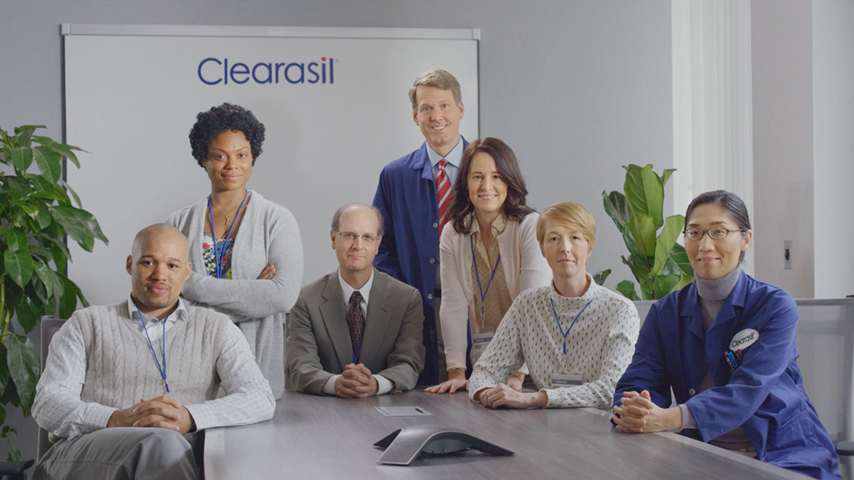 Clearasil: Hello Teens? / Droga5