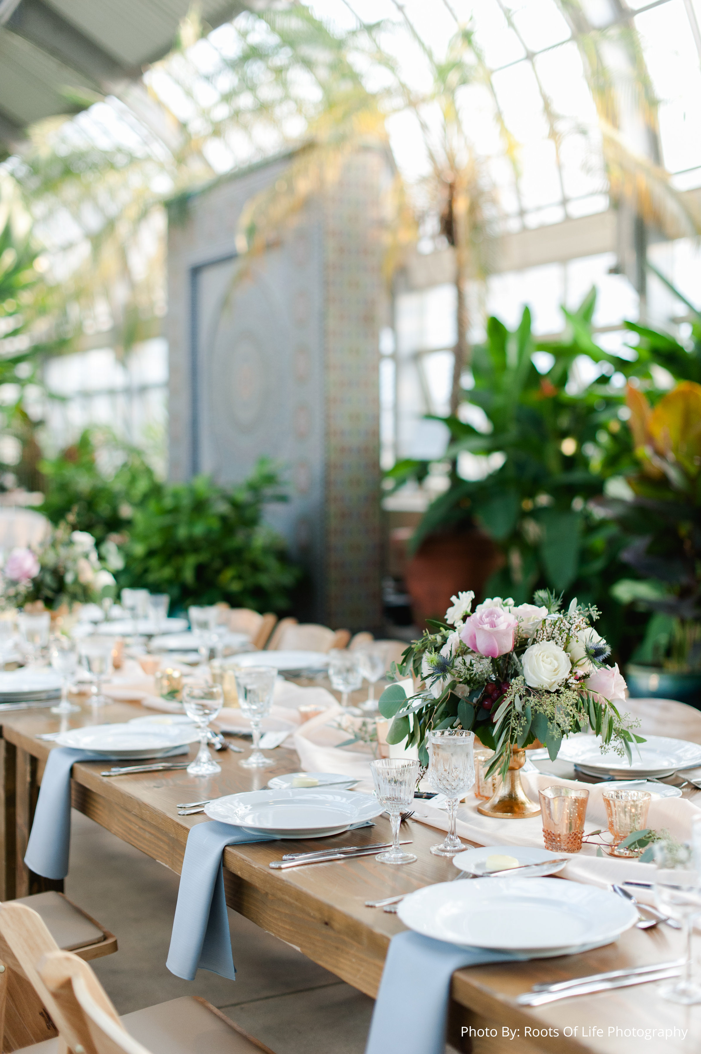 Photo by Roots of Life Photography, Garfield Park Conservatory venue, catering by Food For Thought, florals by Flowers For Dreams (Grace).jpg