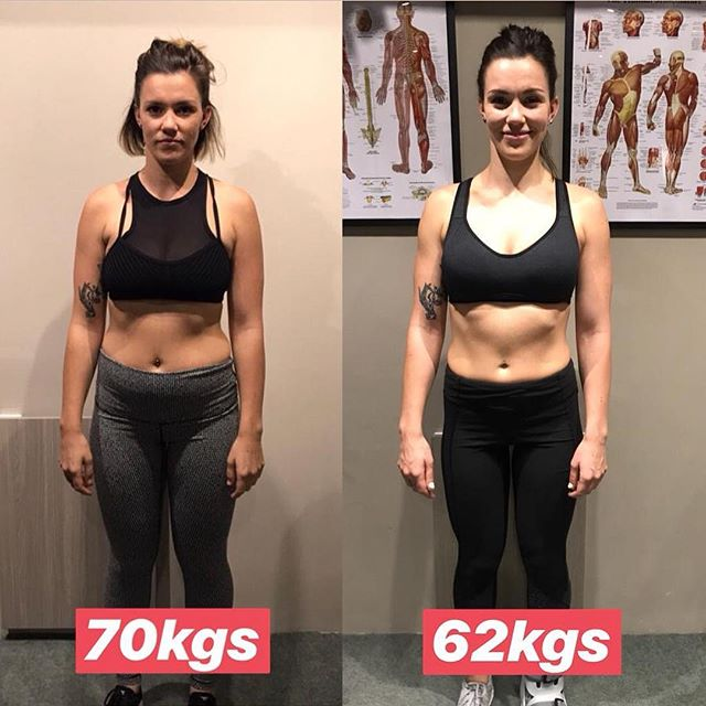 Meet Emma.  Her goal was to lose fat and build strength. Emma was keen to make a lifestyle change to something she could see herself maintaining for the rest of her life. With this in mind, we decided a slow approach was the best approach. Making minor tweaks to everyday life, to ensure each goal was attainable and sustainable. When the small goals became second nature, we would introduce harder, large goals.  Em consistently trained 3-5x / week at Maximus with Lou, consuming 3x meals a day, (high protein/medium carbohydrates) 1x piece of fruit, 1x protein shake and over 2L of water everyday. Feeding her body nutrient rich meals has seen her strength shoot right up and her fat shift!  Our approach with Emma enabled her to remain consistent and in turn see the results she was after, but more importantly KEEP the results she worked so hard for! She continues to train regularly and eat well, but also enjoying the indulgences life has to offer. She found that balance that so many seek to find, and we are so proud of her! 👏🏽 Upwards and onwards Em 👊🏽 Contact us for more information about our PT services today! 📞: 2151 2178 📧: info@maximus-hk.com www.maximus-hk.com 📍8/F, 69 Jervois Street, Sheung Wan
