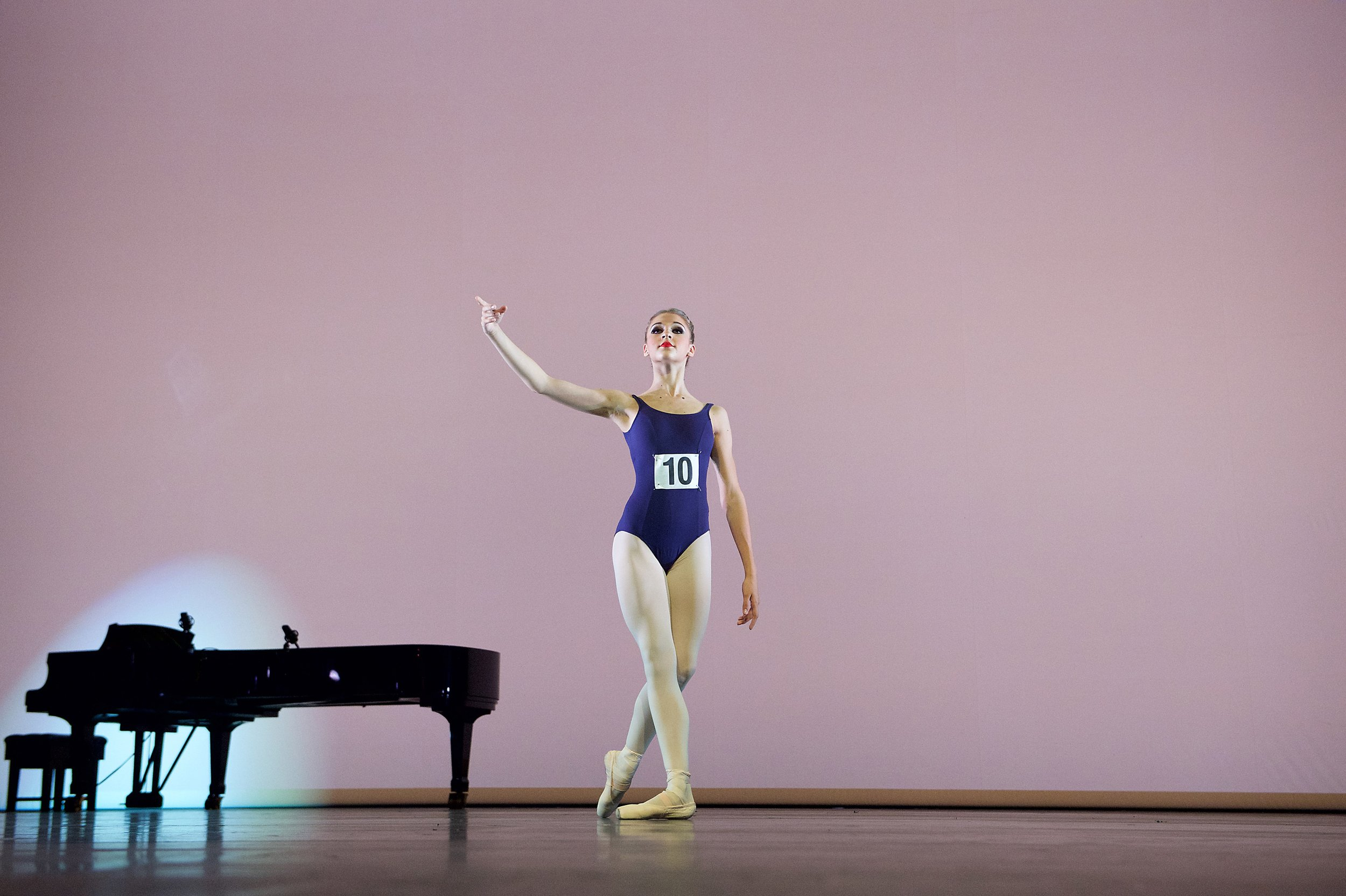 Photo by Elliott Franks, courtesy of the Royal Academy of Dance