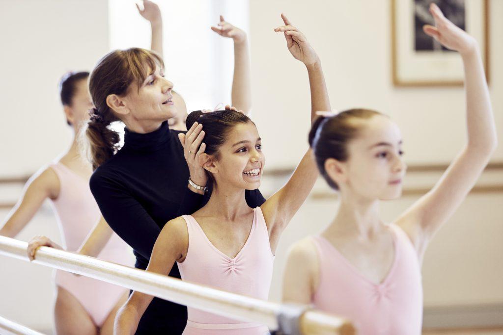 (c) The Royal Ballet School