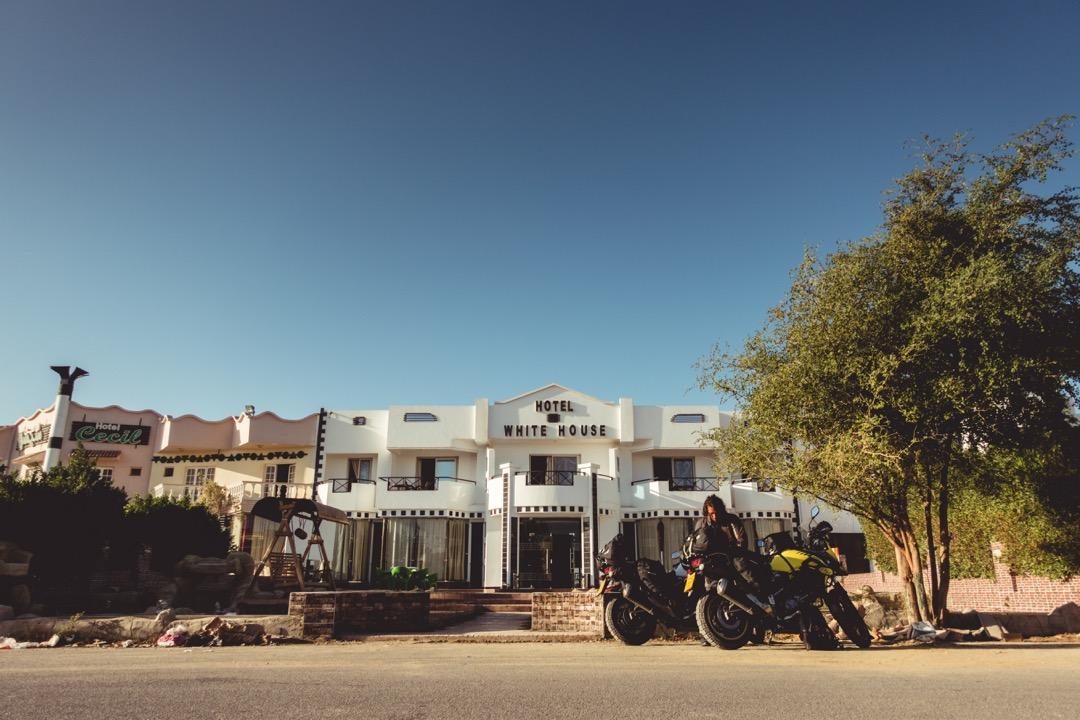 Our last hotel on the Sinai peninsula