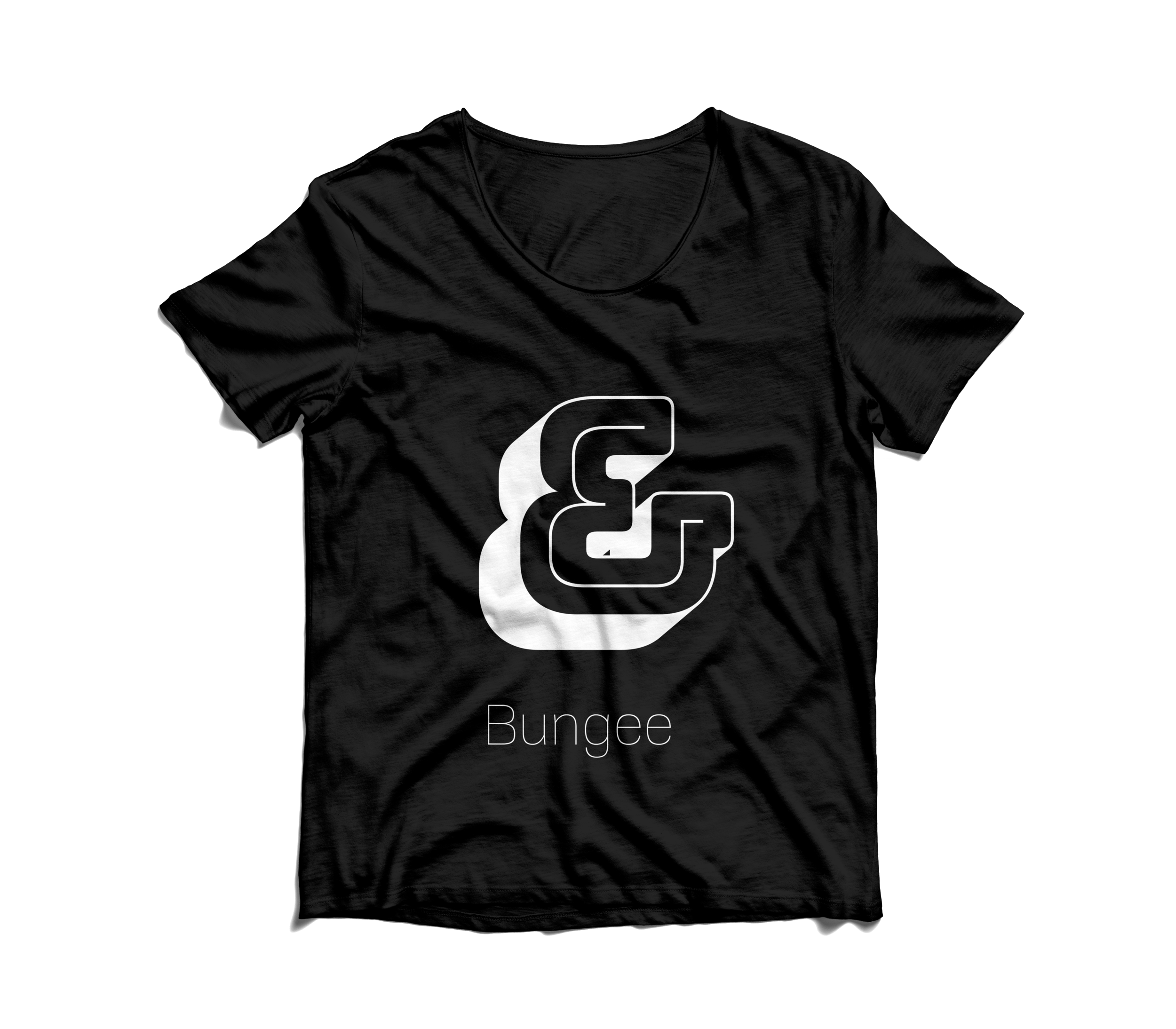 bungee ampersand tshirt.png