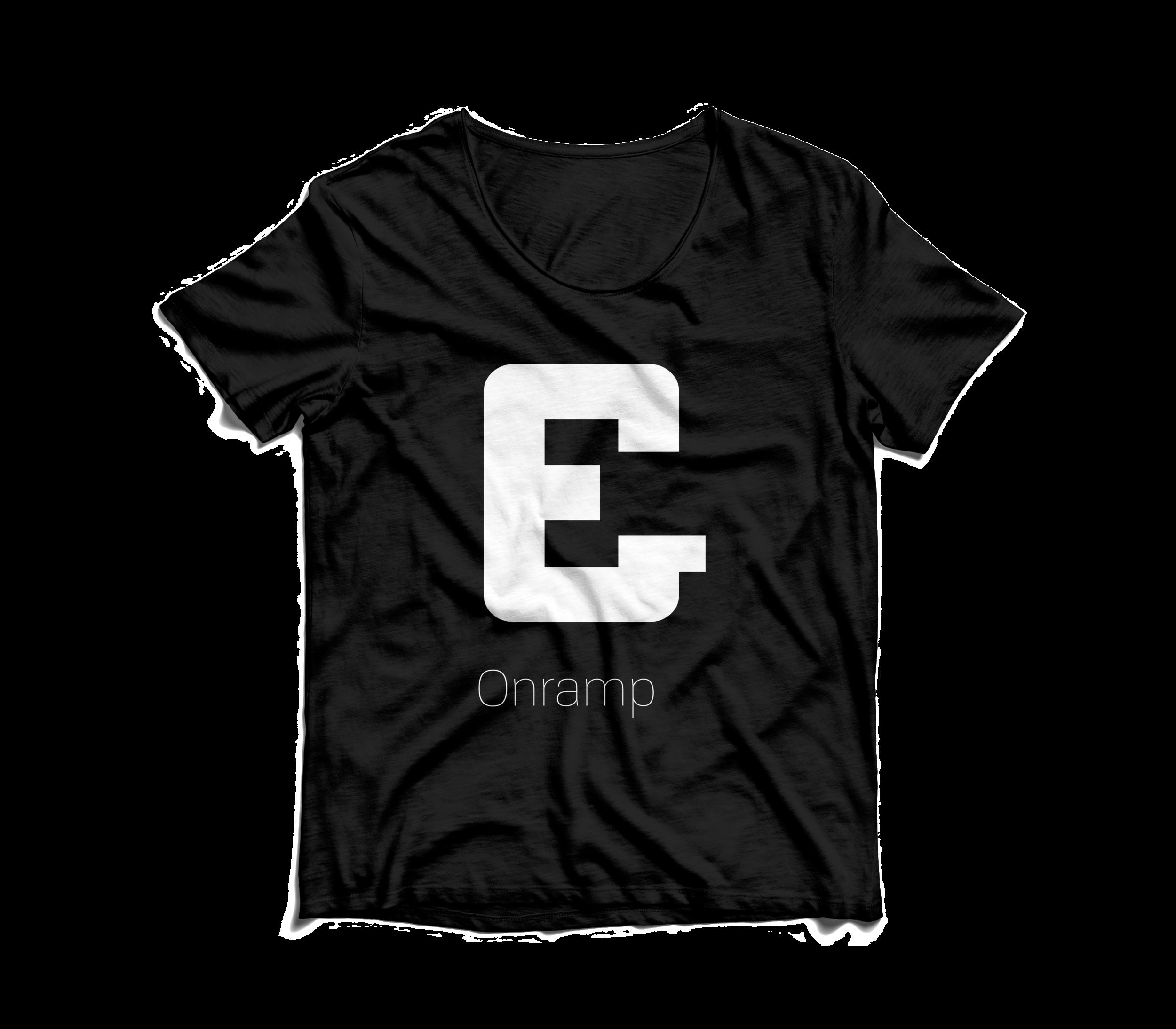onramp ampersand tshirt.png
