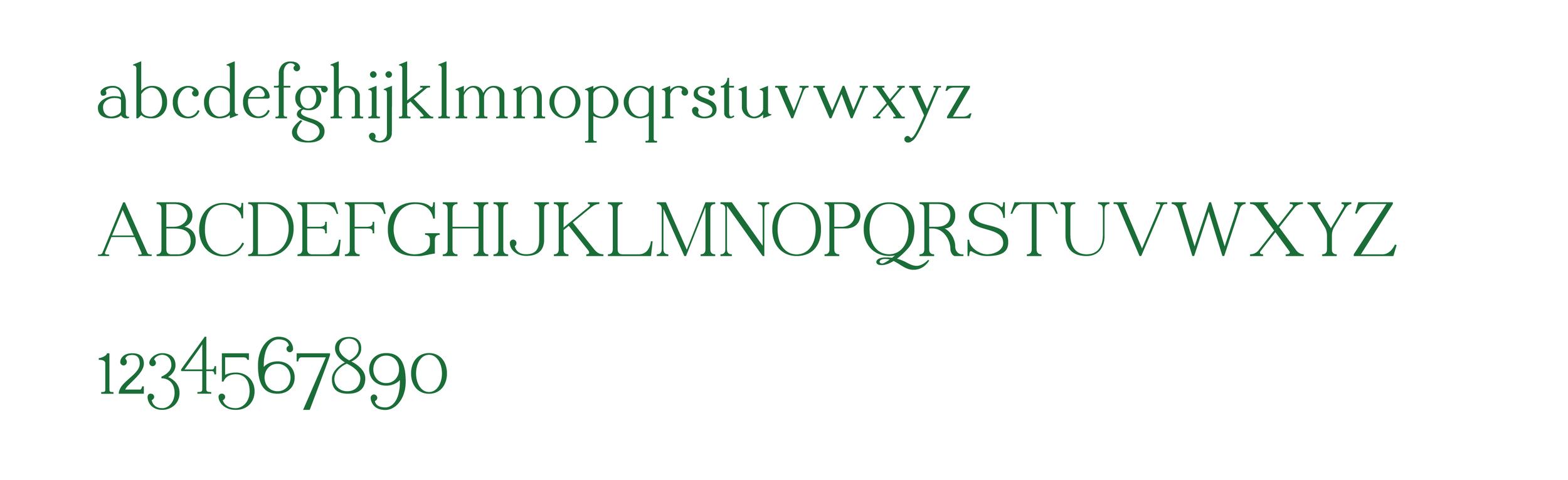 Quaver Serif Regular