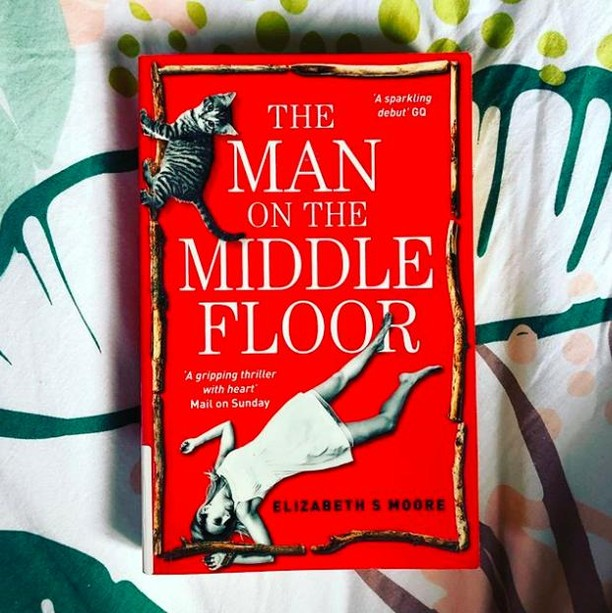 """Thanks very much @jacq.reads.books for this wonderful review of The Man on the Middle Floor! 😊 . """"The Man on the Middle Floor kept me up until midnight one night, as I was determined to see how the story ended - always the mark of an excellent book. It's difficult to accept that this is Elizabeth S. Moore's debut novel: she writes with real style and assurance, creating three very strong characters and plotting a fast-moving story that keeps you hooked as you watch it unfold."""" Read the full review over at @jacq.reads.books  . . . #newreview #bookreview #instareview #bookstagram #bookish #bookworm #bookaholic #pageturner #thrillerwritersofinstagram #scarystories #scarybook #murdermystery #themanonthemiddlefloor #crimethrillerbook #thriller #summerreads #bookish #bookstagram #boolstagrammer #bibliophile"""