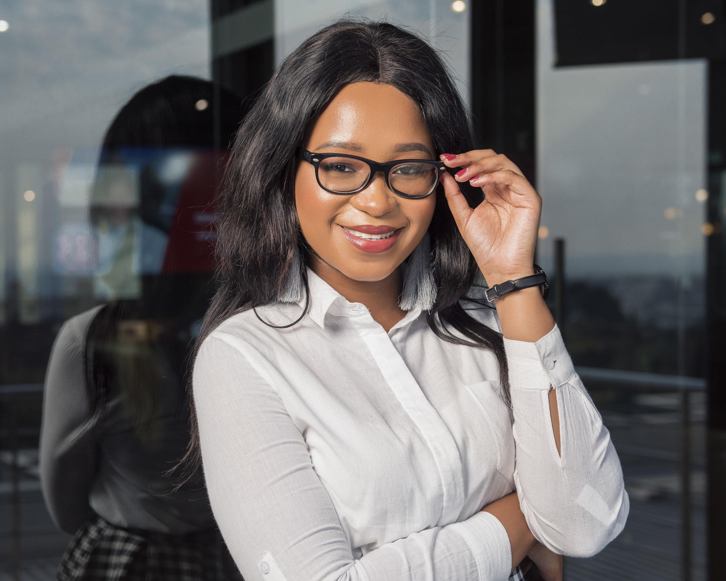 Thando Mashalaba | Senior Brand Architect