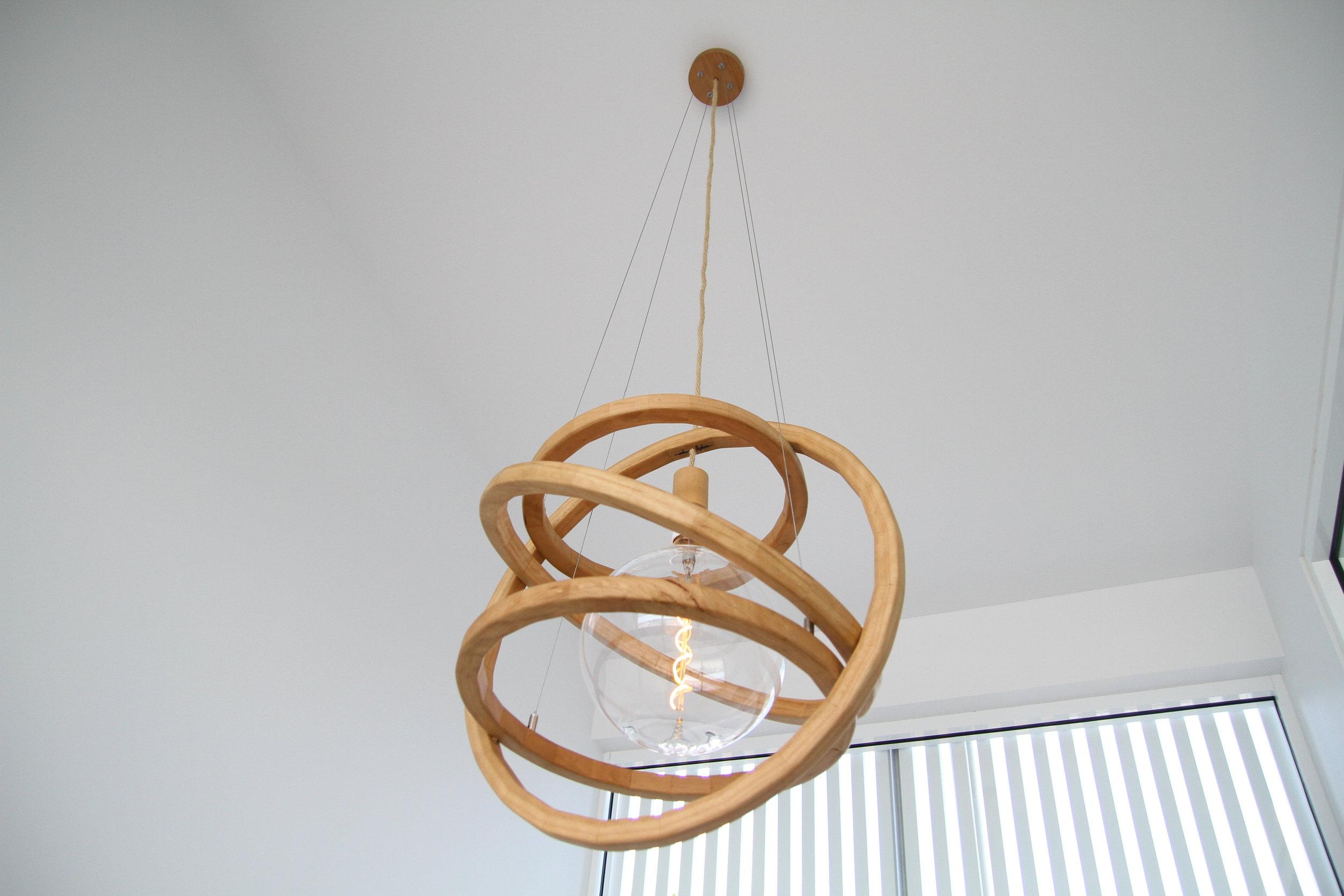 Rings of Saturn - Round