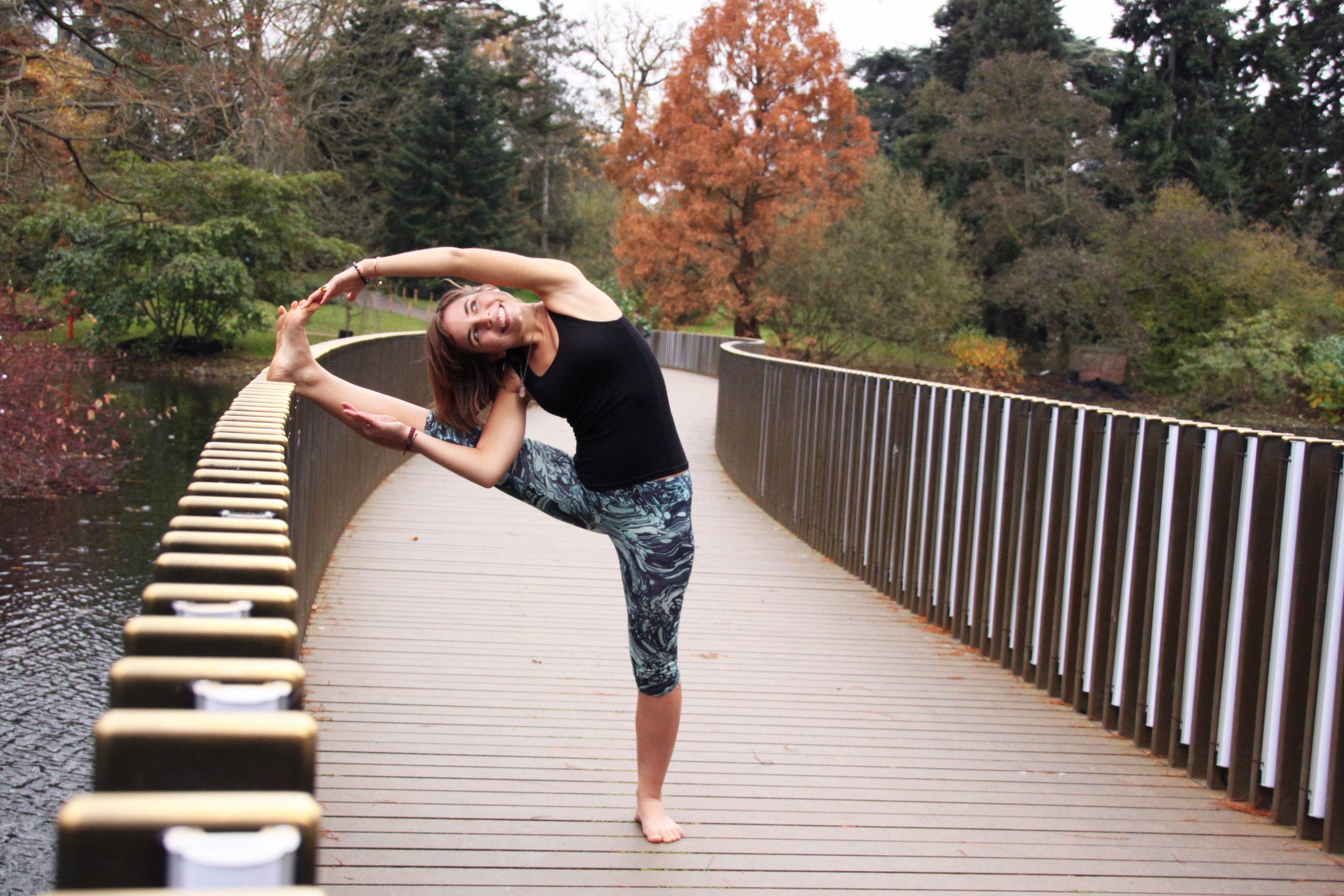 Tereza Hausmanova Yoga Classes