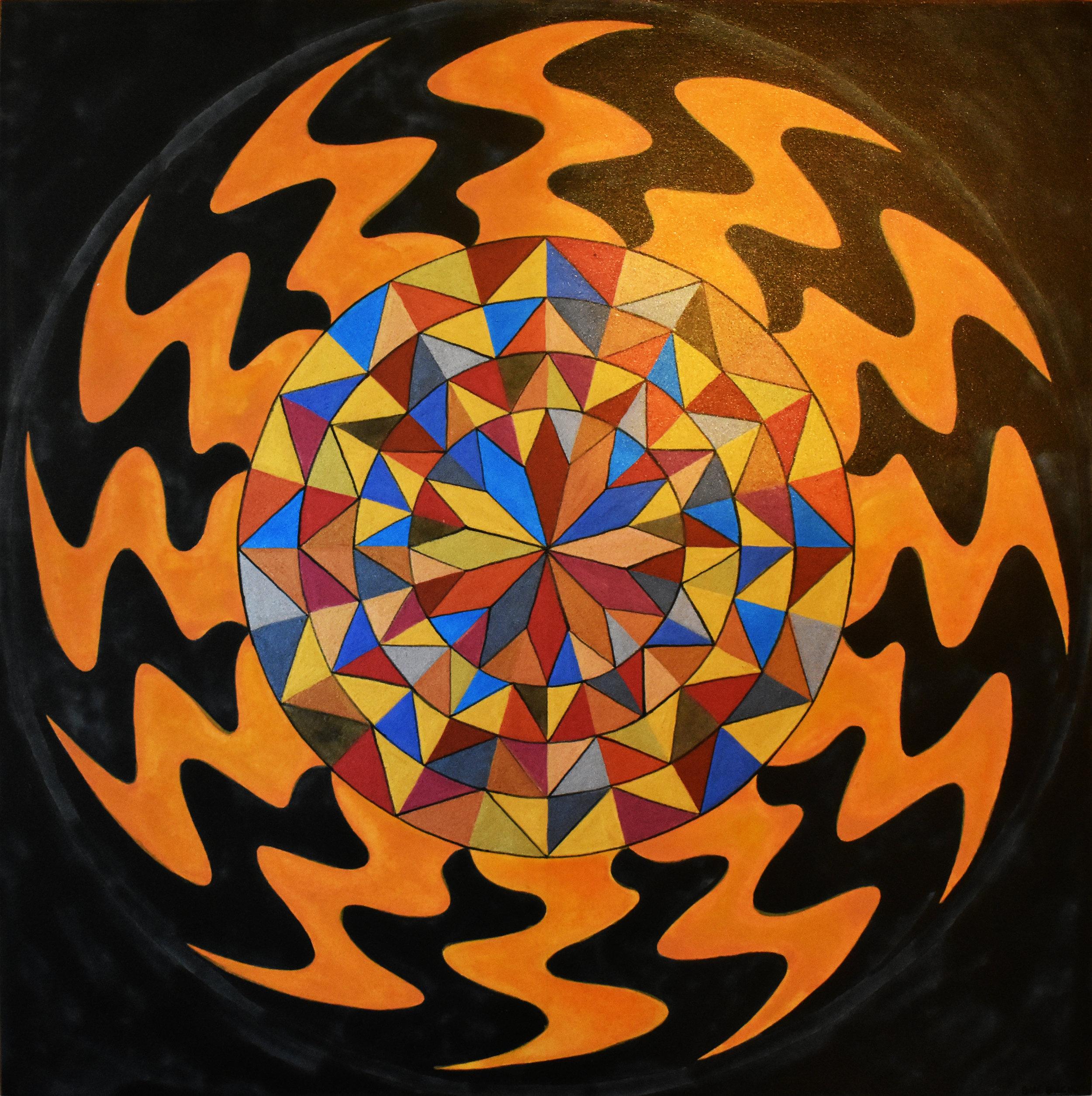 """#23 """"Mandala XXIII"""""""