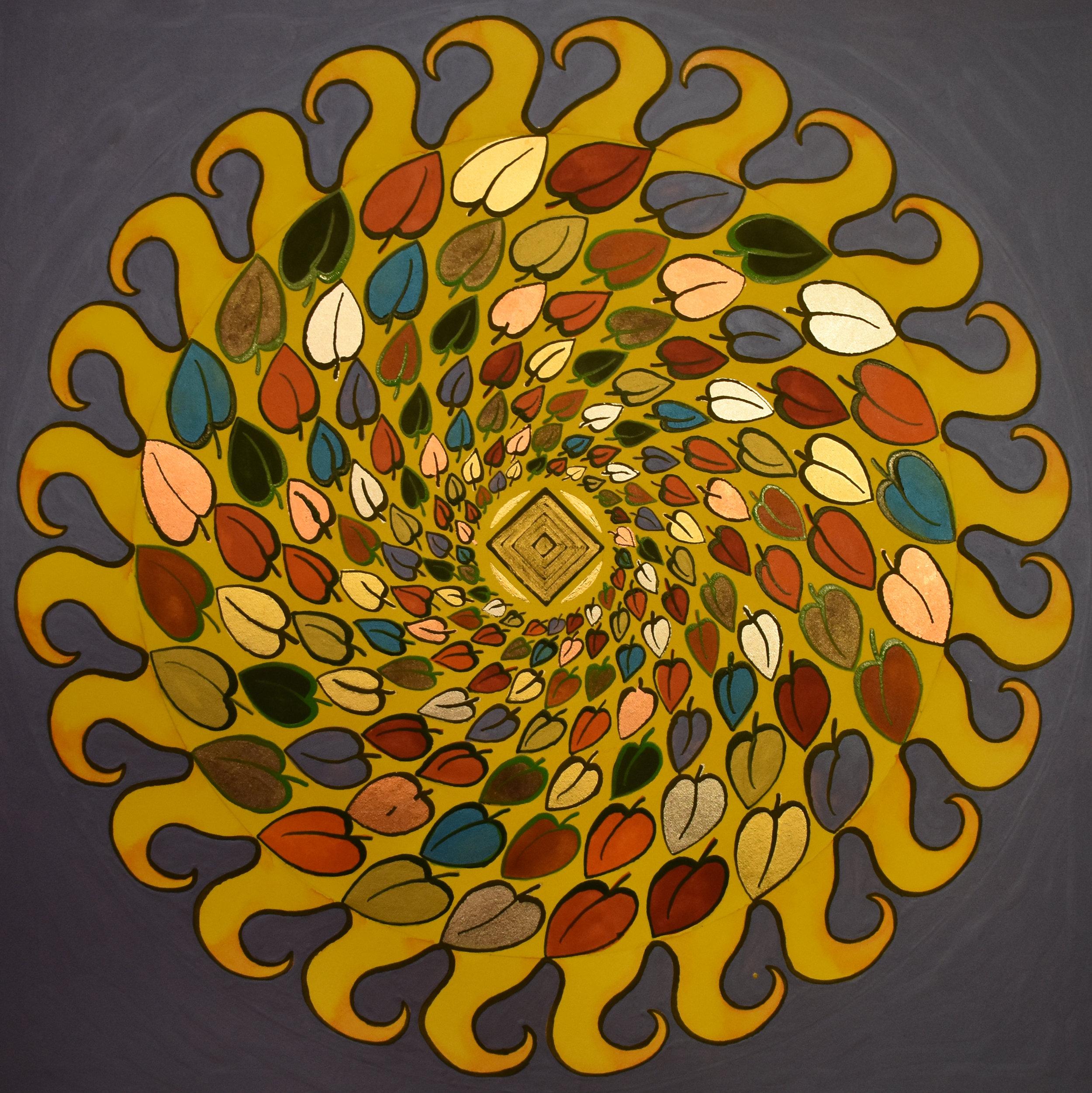 "#63 ""Mandala XLVII"""
